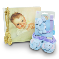 Pick Me Up Photo Album Baby Gift