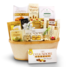 Premium Selection Sweet Gift Basket