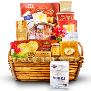 A Traditional Favorite - Holiday gift basket