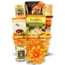 Healthy Low Sugar Gift Baskets
