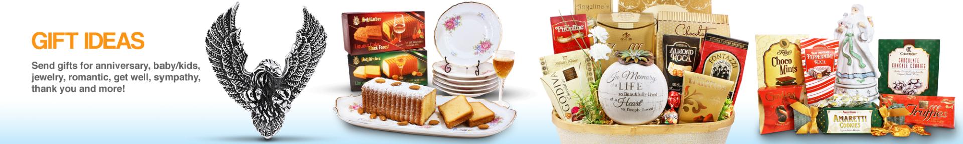 Gift Ideas - Gourmet Gift Basket Store