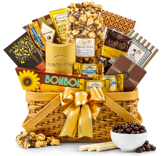 The Gold Standard - Gourmet Gift Basket Store