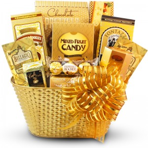Golden Nugget Gift Basket