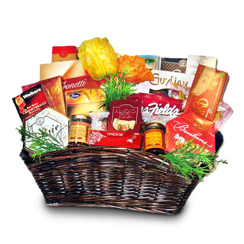 Classic Elegance - Premium Gift basket