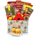 Wintry Flavors Gift Basket