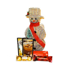 Frosty the Snowman Gift Package