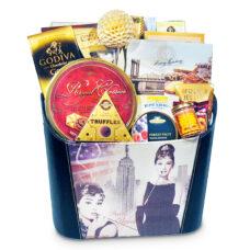 Audrey Hepburn Gift Basket Large