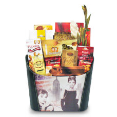 Audrey Hepburn Gift basket Medium