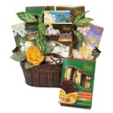Nut Free Gourmet Treats Canadian Gift Basket - Large