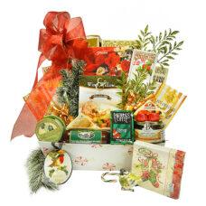 Cloud 9 Christmas Gift Basket