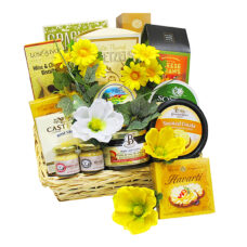 Country Style Cheeses Gift Basket