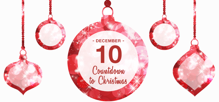 Children's Christmas Gift Package- Countdown to Christmas