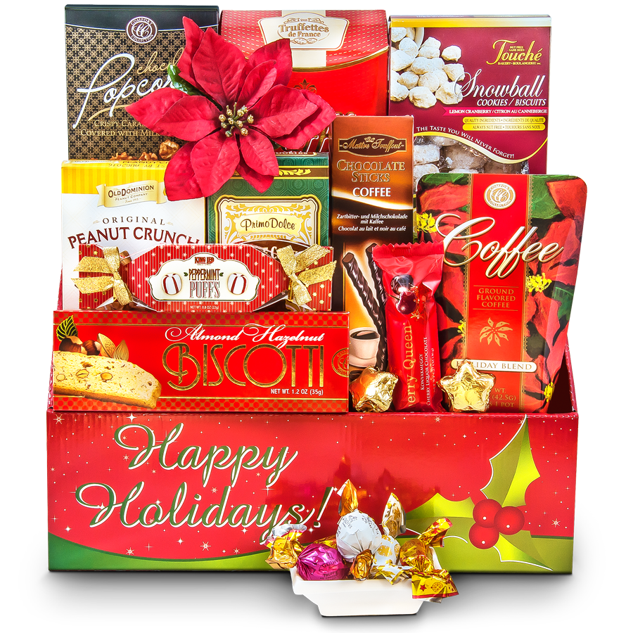 Christmas Gift Baskets By GourmetGiftBasketStore