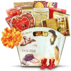 Passionate Elegance Magazine Holder
