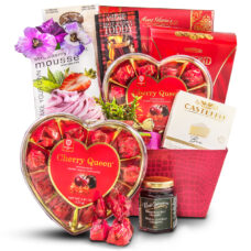 Midnight Snacks - Romantic Valentine's gift