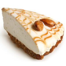 Delightful Almond Amaretto Cheesecake - 9 Inch