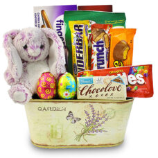 Honey Bunny Easter Gift Basket