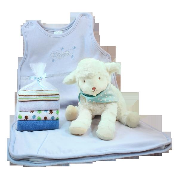 Kiddo sheep Sleepy Time - Comforting Baby Gift Set