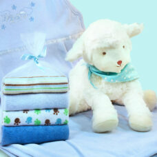Kiddo sheep Sleepy Time Baby Gift Set