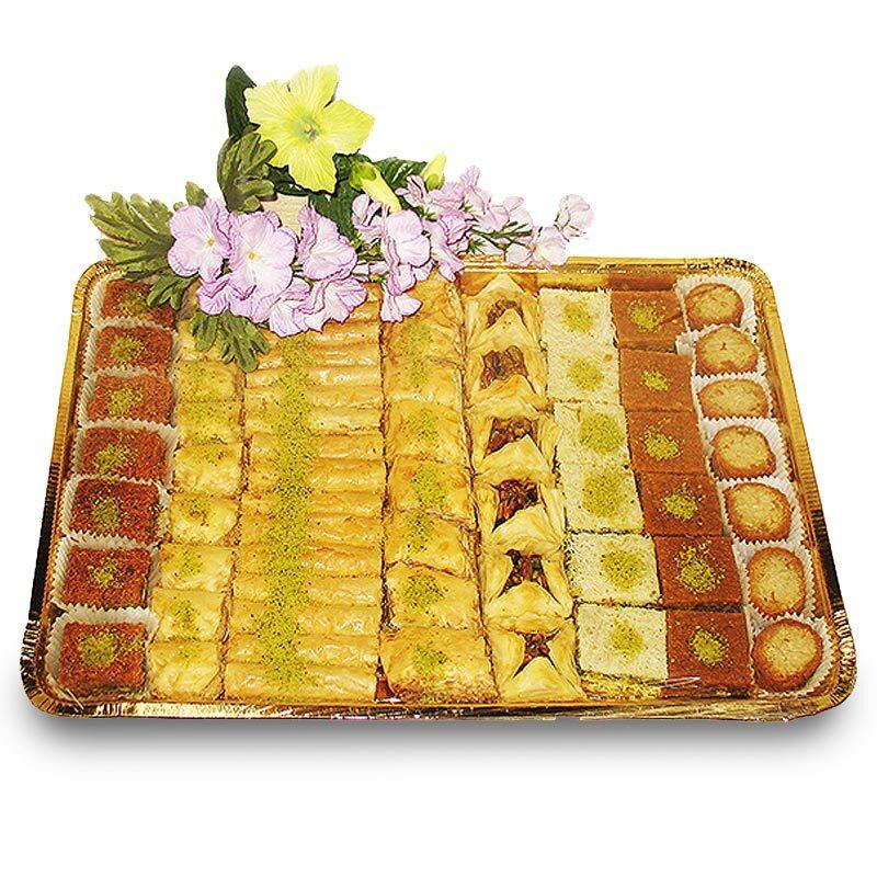 Baklava Tray Assorted