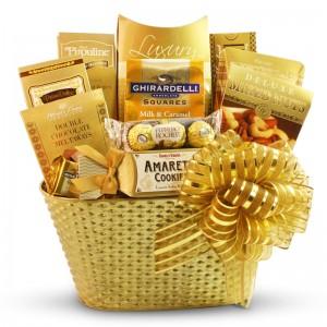 5 Star Chocolate Gift Basket