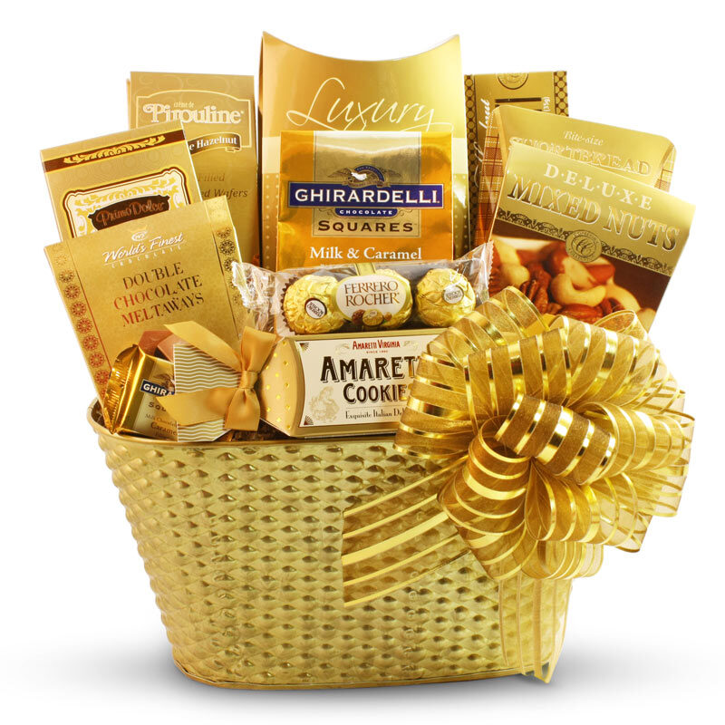 5 Star Chocolate Gift Basket