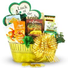 The Luck Of The Irish - St. Patrick's Day Gift Basket
