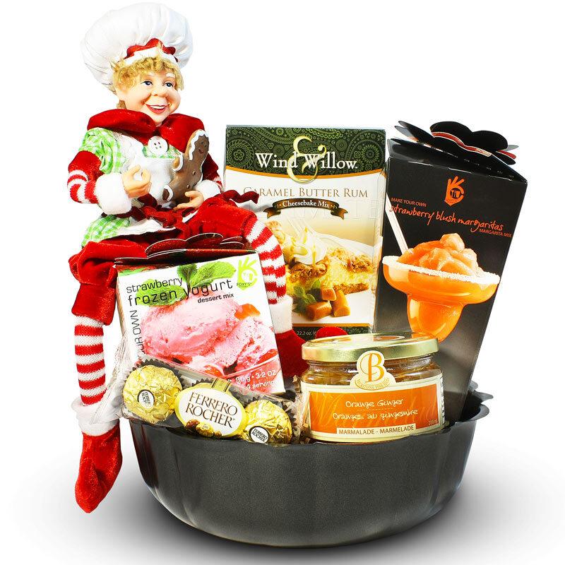 Baker's Elf - Baker's gifts