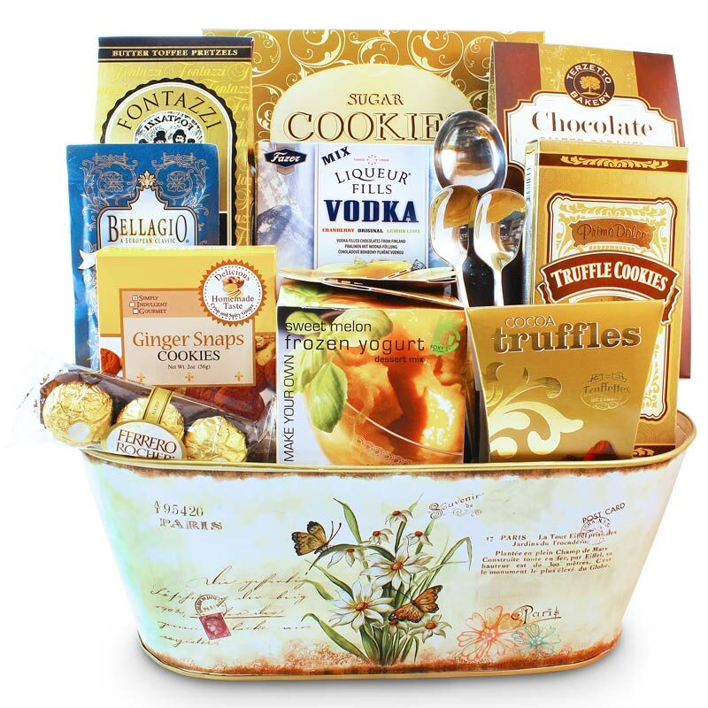 Loving Care Chocolate Basket
