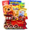 Conductor Train Children Gift Basket