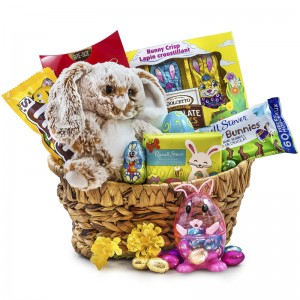 Bunny Meadows Easter Chocolate Gift