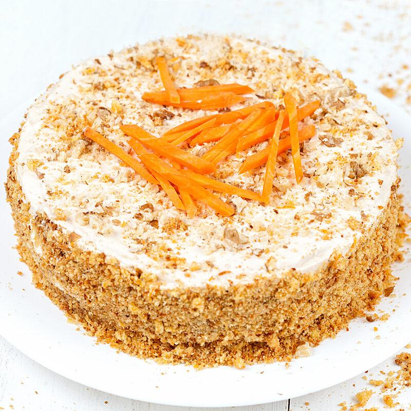 Classic Carrot Cake 8
