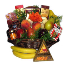 Farmer's Bounty - Gourmet Fruit Basket