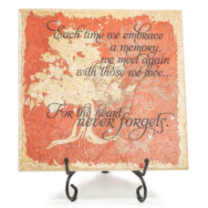 For the Heart Never Forgets