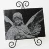 Angel Granite Plaque with stand