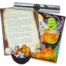Halloween Scroll