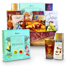 Say It with Chocolates - European Infusion Gift Basket