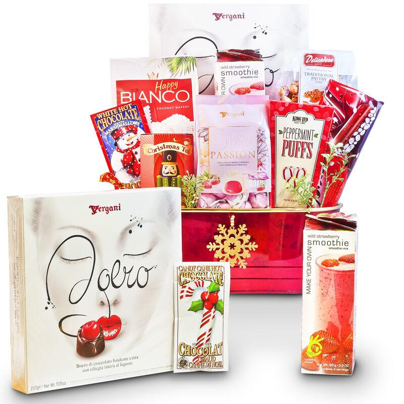 Lavishing Chocolate Gift - Christmas Chocolate Gifts
