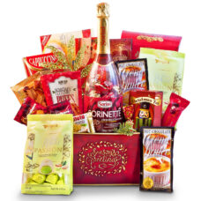 Season's Greetings – Holiday Gourmet Sweet Basket