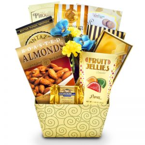 Lovely Thoughts Gift Basket