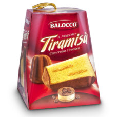 Balocco Italian Tiramisu Cake Holiday Edition 12`` Tall