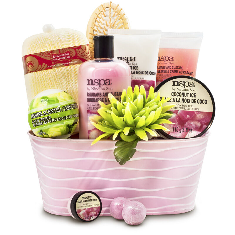 Pamper Her Bath Care Package
