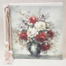 Antique Flowers Mother's Day Photo Album