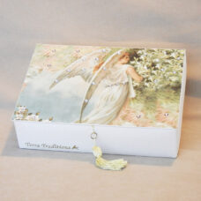 Angel of Spring Keepsake Box - Swarovski Crystals