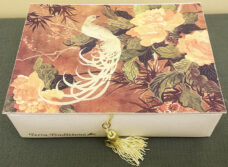 Paradise Bird Garden Keepsake Box - Mother's Day Gifts