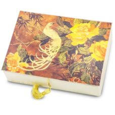 Paradise Bird keepsake box
