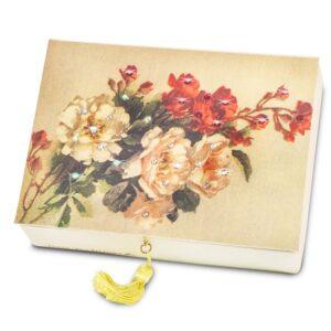 Garden Magnolias Keepsake Box