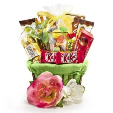 Flower Girl Tumbler Gift basket - Gift for the Flower Girl