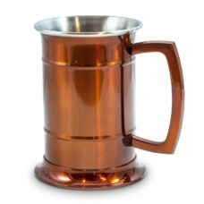 Two Tone Copper Tankard - Gifts for Men