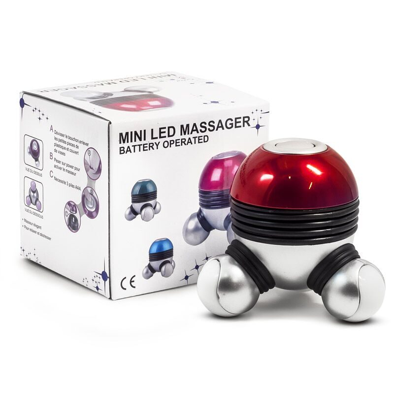 Led Body Massager - Intensive Relaxation